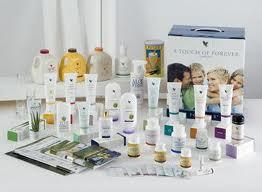 ee5a68ec9 El catálogo de Forever Living Products consta de: